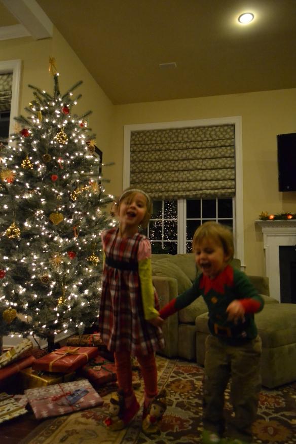 Yay Christmas again!